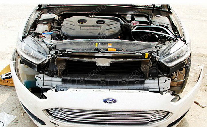 Ford Fusion LED DRL 01