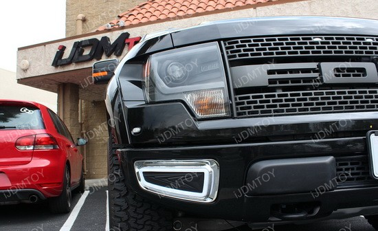 Ford Raptor F150 LED DRL 04