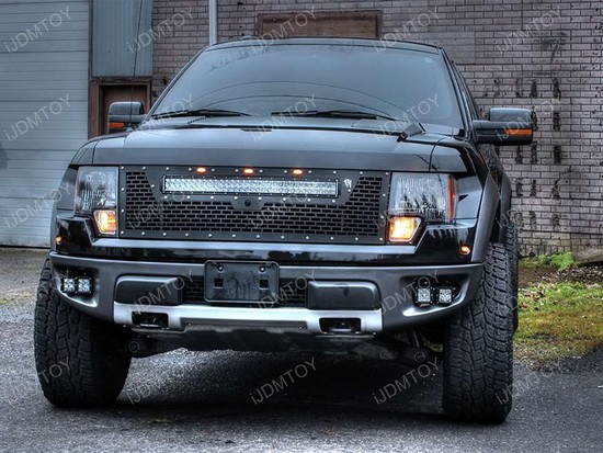 Ford Ratpor LED Quad Lights 01