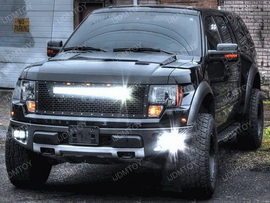 Ford Ratpor LED Quad Lights 03