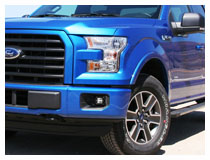 Ford F-150 CREE LED Fog Lamp Installation
