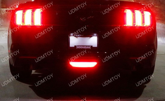 Ford Mustang Backup Rear Fog Light 02