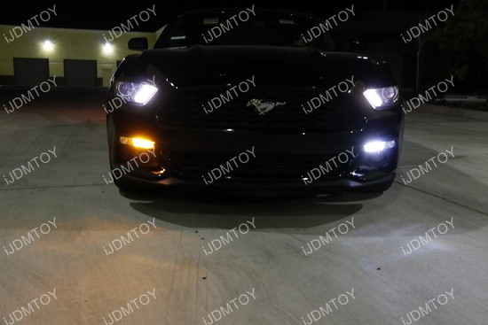 Ford-Mustang-LED-DRL-01