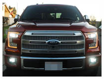Ford F-150 CREE LED Fog Lamp Installation (Version 3)