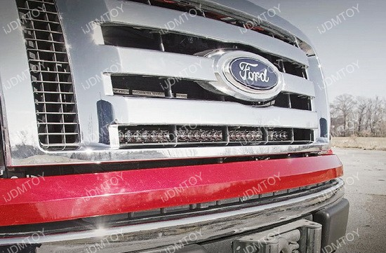 Ford F150 LED Light Bar 03