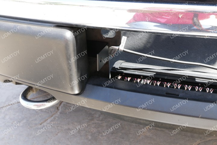 Install Ford F150 LED Light Bar 11