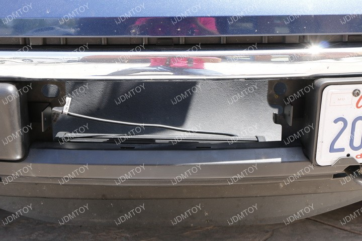 Install Ford F150 LED Light Bar 12