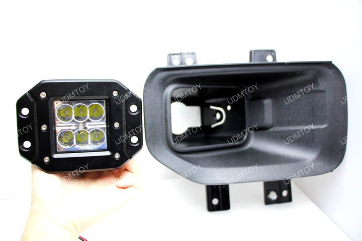 Install Ford LED Light System 03