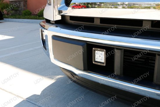 Ford F150 LED Fog Driving Light 04