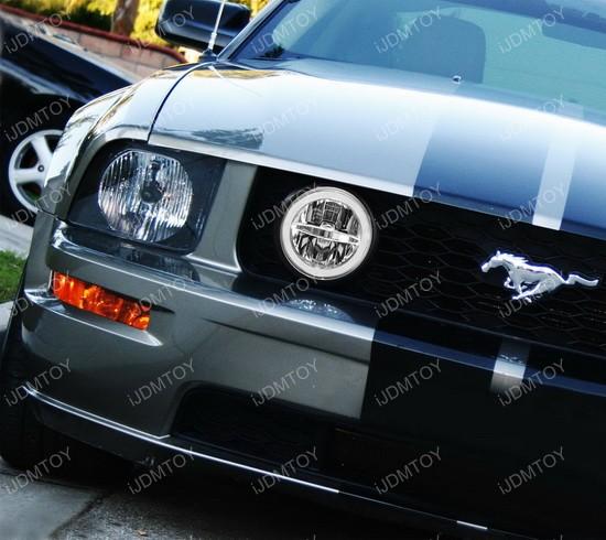 Ford Mustang GT Rally Fog Light 02