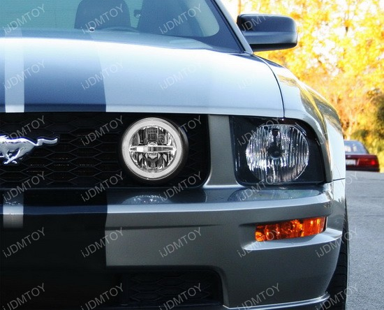 Ford Mustang GT Rally Fog Light 03