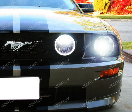Ford Mustang GT Rally Fog Light 04