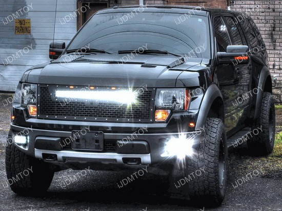 Ford Raptor 36W LED Fog
