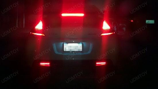 Honda CRZ LED Reflector Lens 1