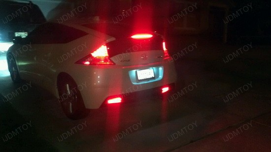 Honda CRZ LED Reflector Lens 2