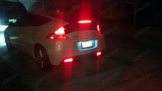 Honda CRZ LED Reflector Lens 2