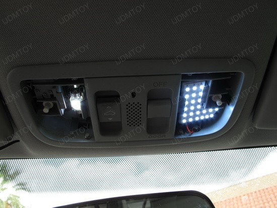 Exact Fit Honda Civic LED Interior Kit 2