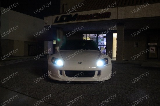 Honda S2000 H1 LED DRL 1