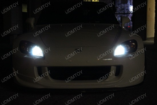 Honda S2000 H1 LED DRL 2