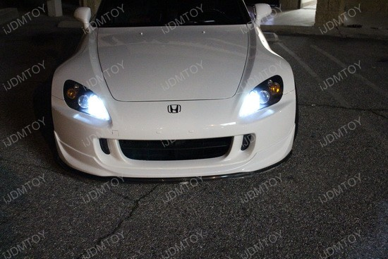 Honda S2000 H1 LED DRL 3