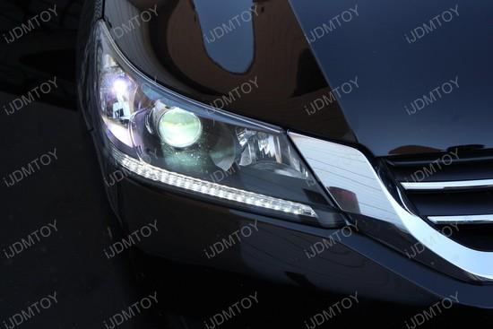 Honda Accord LED Daytime Running Lights 5