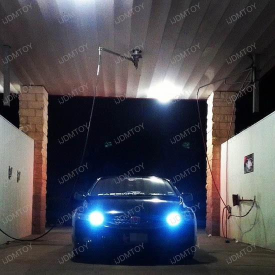 Honda Civic 9005 High Beam LED DRL 2