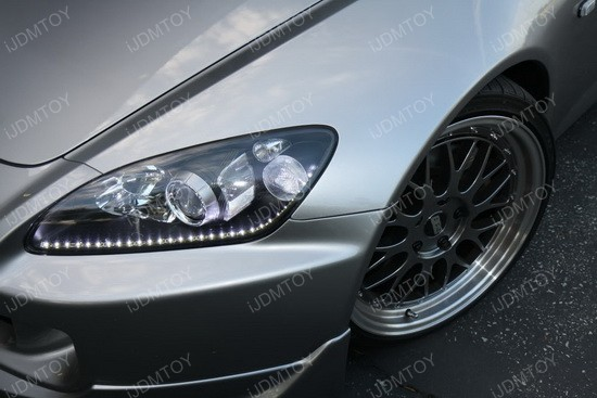 Honda S2000 Headlight LED Strip Lights 2