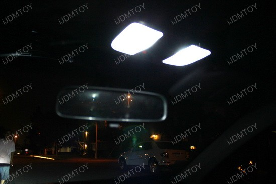 Honda Accord direct fit LED interior 01