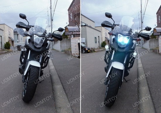 Motorcycle 10W LED Lights 04