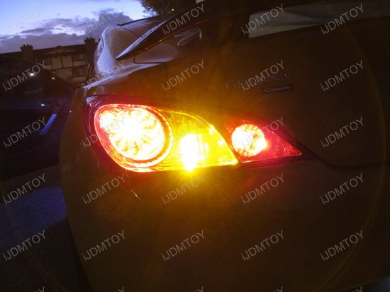 Hyundai Genesis Coupe 1156 LED Turn