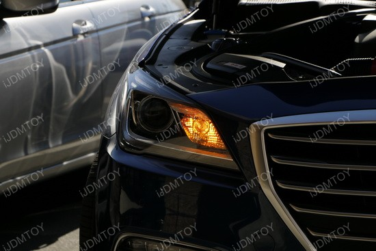 Hyundai Genesis LED DRL 01