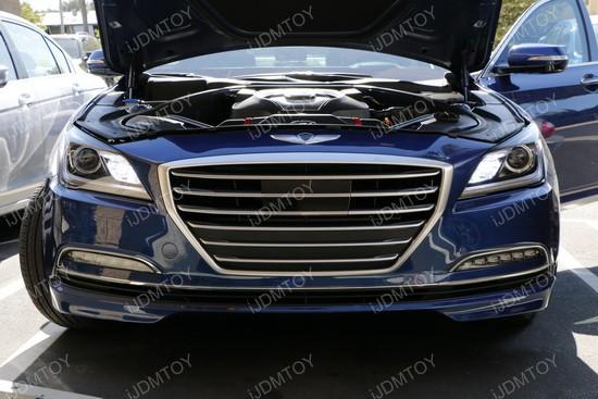 Hyundai Genesis LED DRL 05