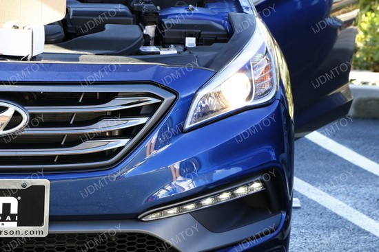Hyundai Sonata HID Conversion Kit 01