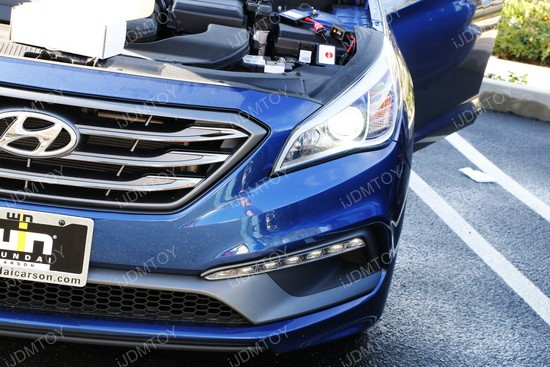 Hyundai Sonata HID Conversion Kit 02