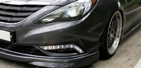 Hyundai sonata LED DRL 03