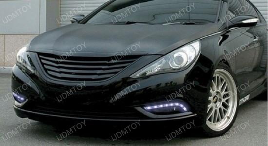 Hyundai sonata LED DRL 04