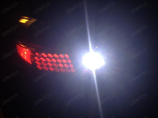 Infiniti FX35 CREE LED Backup Lights 2