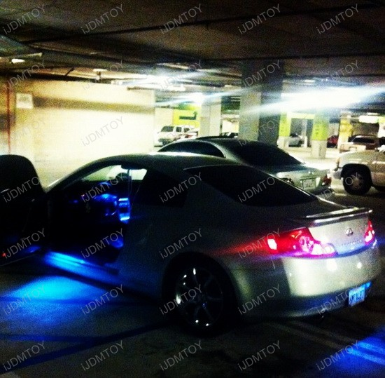 Infiniti G35 LED Complete Combo Deal Package 1
