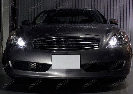 Infiniti G37 LED Parking Lights 2