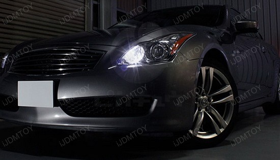 Infiniti G37 LED Parking Lights 3