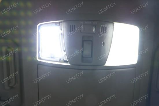 Infiniti LED Interior Light Package 02