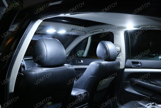 Infiniti LED Interior Light Package 03
