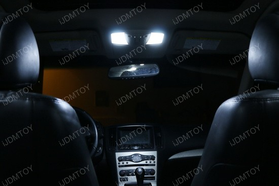 Infiniti LED Interior Light Package 05