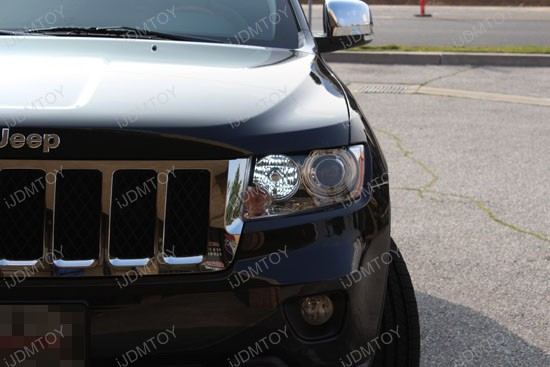 Jeep Grand Cherokee 3157 LED DRL 1