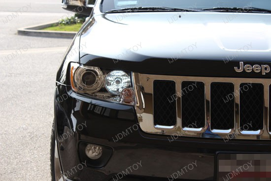 Jeep Grand Cherokee 3157 LED DRL 2