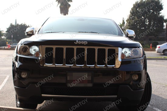 Jeep Grand Cherokee 3157 LED DRL 3