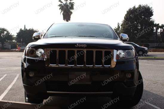 Jeep Grand Cherokee 3157 LED DRL 4