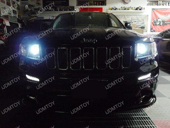 Jeep Grand Cherokee LED DRL 02
