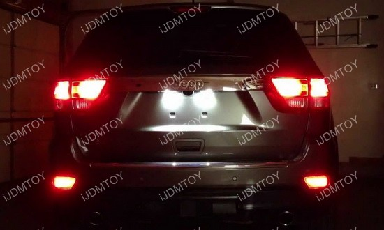 Jeep Grand Cherokee LED Rear Fog Light 07