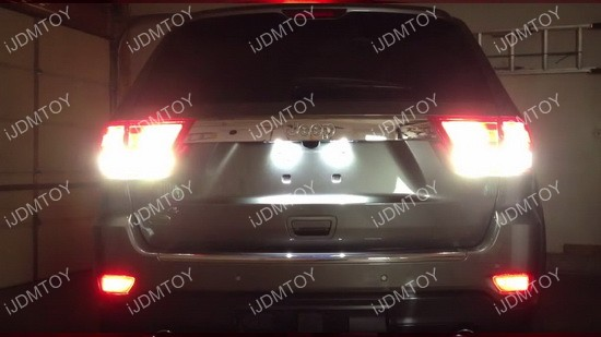 Jeep Grand Cherokee LED Rear Fog Light 09